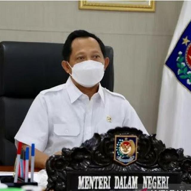 Mendagri Tito Minta Masyarakat Tak Panik Soal PPKM Darurat