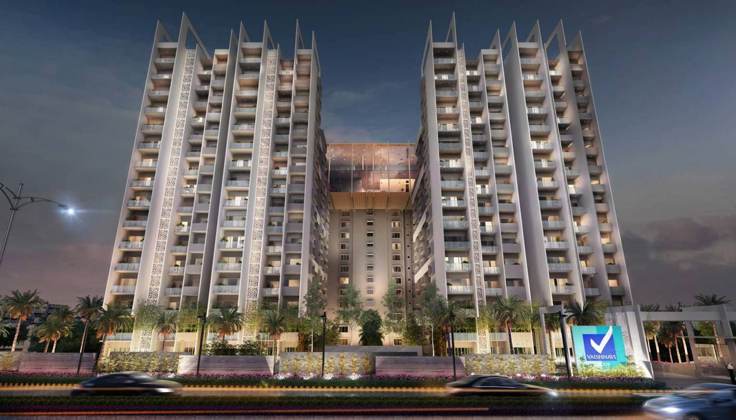 Vaishnavi Oasis Is Top Ing Apartment In South Bangalore This Luxury Situated At Jp Nagar 9th Phase Project Well Connected