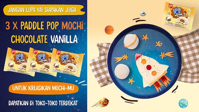 padlle pop mochi