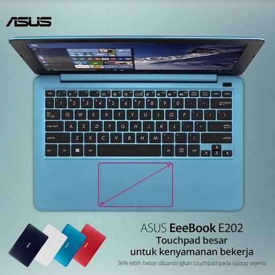 ASUS E202, Piranti Untuk Meningkatkan Produktivitas
