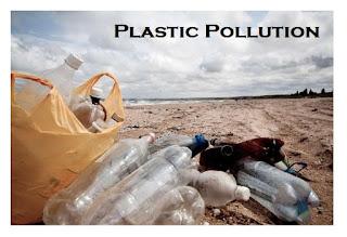 Plastic pollution info data india