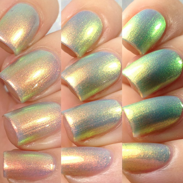 Ethereal Lacquer-Under The Sea