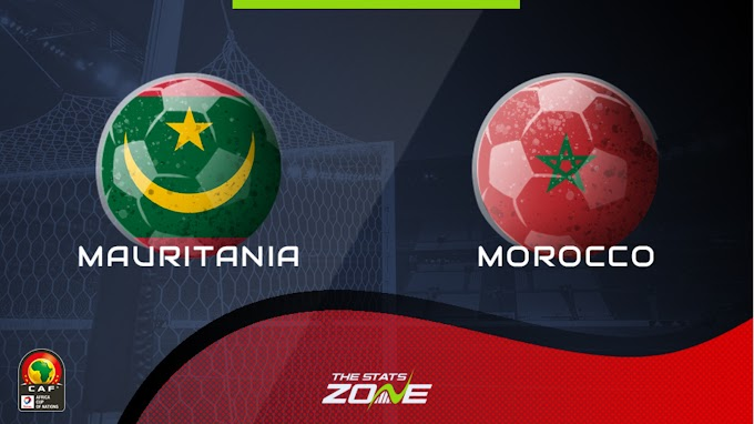 Watch Mauritania vs Maroc - Africa Cup of Nations Qual live streaming