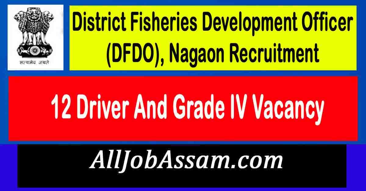 DFDO Nagaon Recruitment 2021