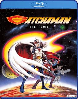 Gatchaman: La Película [BD25] *Subtitulada