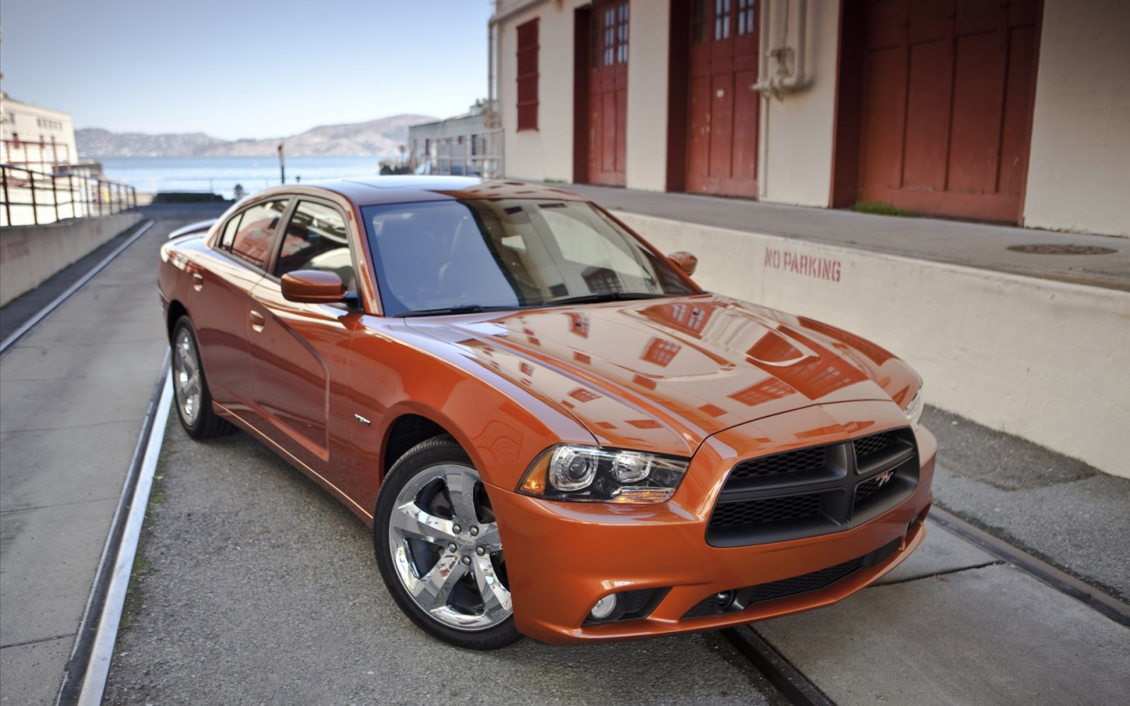 Hd Wallpapers 2012 Dodge Charger Rt 2 Wallpapers