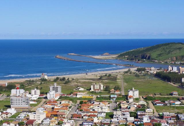 Canal dos Molhes - Laguna – SC