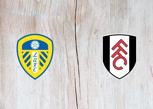 Leeds United vs Fulham -Highlights 19 September 2020