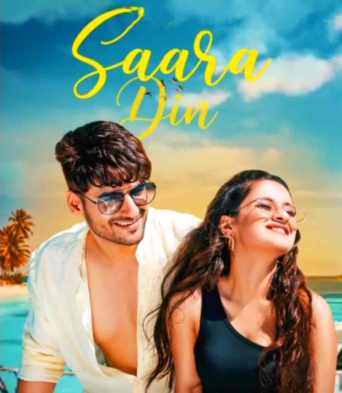Saara Din Song Image By Karan Singh Arora