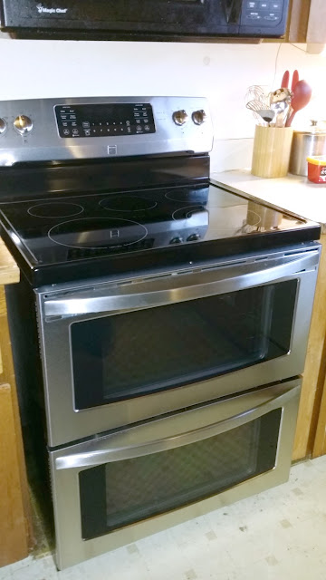 Kenmore Double Oven