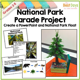 National Park Float Parade Project