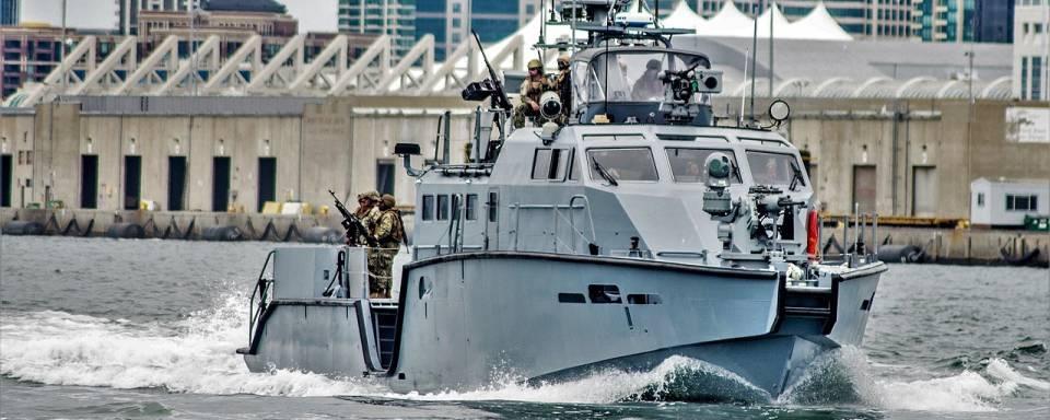 ВМС США планують достроково списати всі катери Mark VI