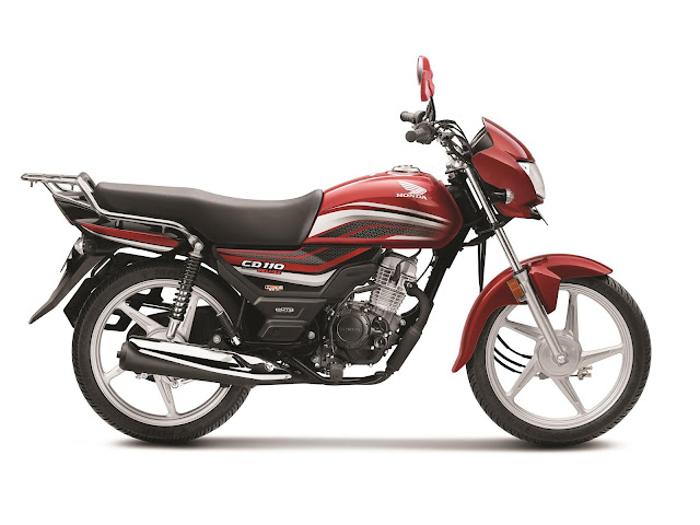 "Technical Specification: Honda Launches ""CD 110 Dream BSVI"""
