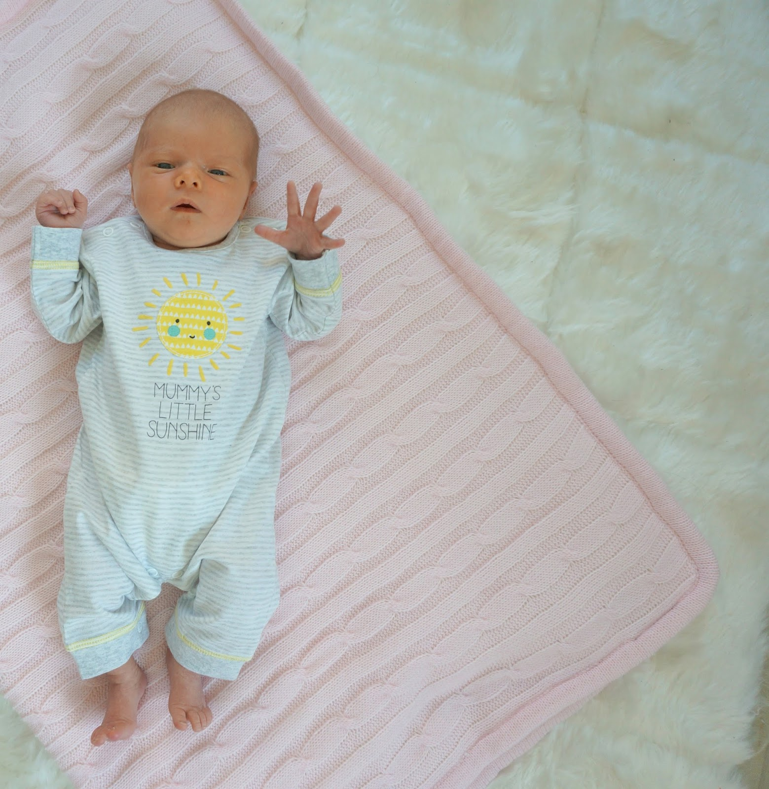 Introducing Baby Sunshine: Sophia's Birth Story