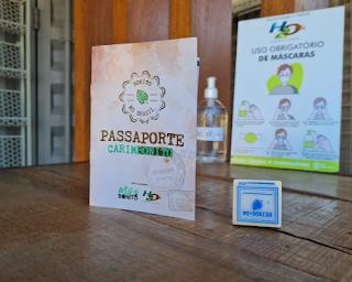Passaporte Bonito MS - Agência H2O Ecoturismo