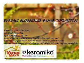 Bursalı Bloggerler Bahar Toplantısı