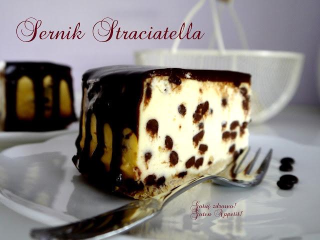 Sernik straciatella - dietetyczny - Czytaj więcej »