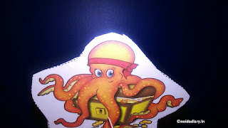 Octy the Octopus