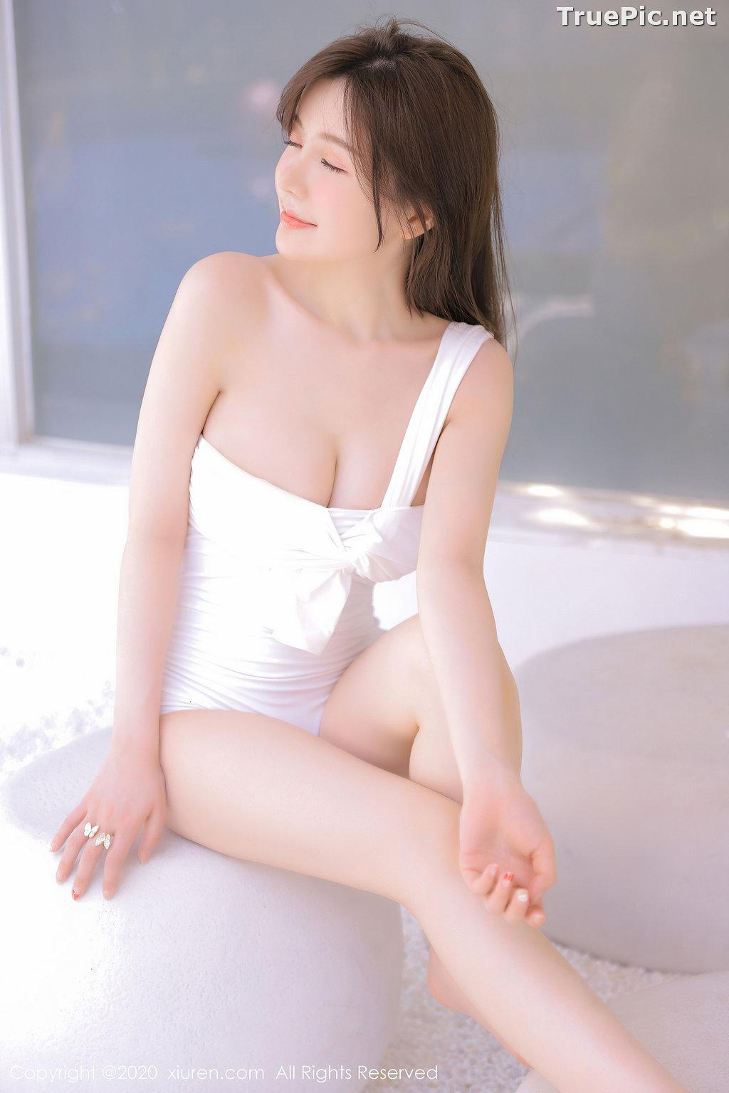 Image XIUREN No.2517 - Chinese Cute and Sexy Model - 糯美子Mini - TruePic.net - Picture-5