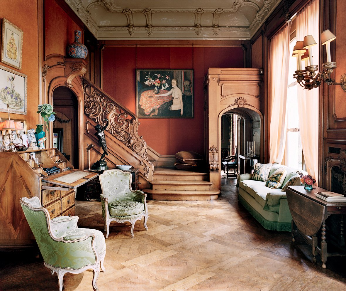 Ringenhof. At Home With: Dries Van Noten