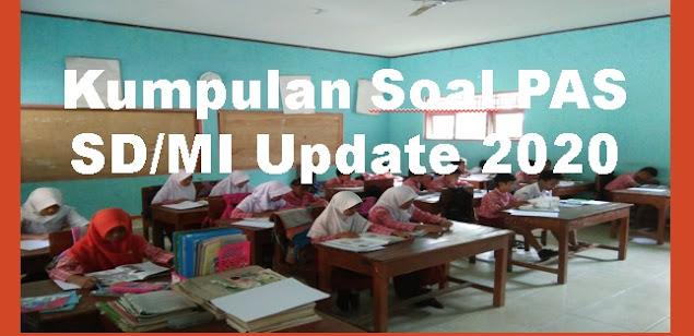 Latihan Soal PAS (Penilaian Akhir Semester ) PAI Kelas 1 Dan Kunci Jawaban Lengkap Kisi-Kisi Soal Update 2020