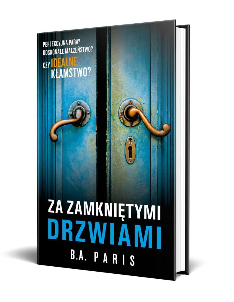 Za Zamkniętymi Drzwiami Pretenduje Do Tytułu Bestsellera Empiku