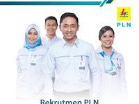Rekrutmen Lowongan Terbaru PT PLN (Persero) Besar Besaran Buruan Daftar