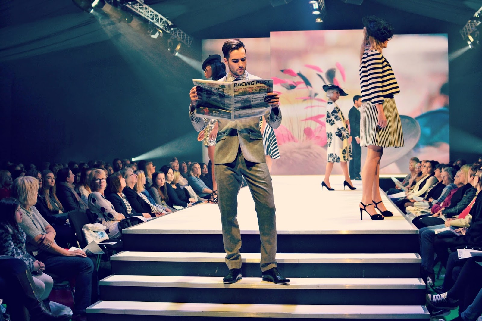 Bristol Fashion Week, John Lewis