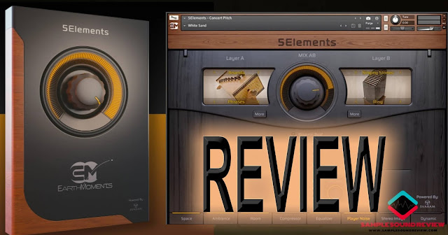 EARTHMOMENTS 5ELEMENTS REVIEW