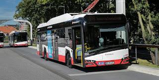 Общественный транспорт в Гамбурге