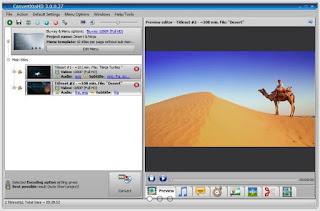 برنامج, محول, صيغ, الفيديو, اتش, دى, وحرق, الفيديوهات, على, أقراص, بلو, راى, ConvertXtoHD