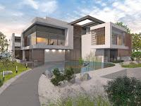 Designhäuser Moderne Architektur