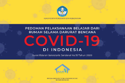 Info Terbaru: Kemendikbud Terbitkan Pedoman Penyelenggaraan Pembelajaran dari Rumah