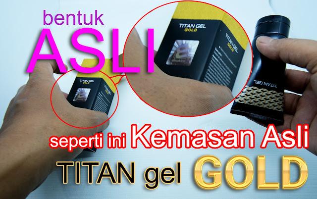 Titan gel gold bpom