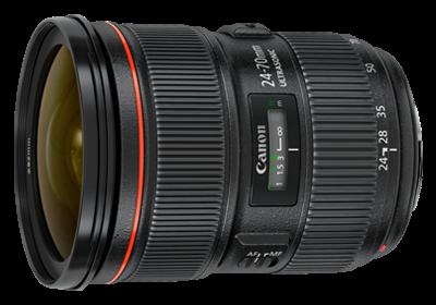 【攝影器材】務實首選,Canon 用戶都值得擁有的 10 顆 EF 鏡 - Canon EF 24-70mm f/2.8L II USM