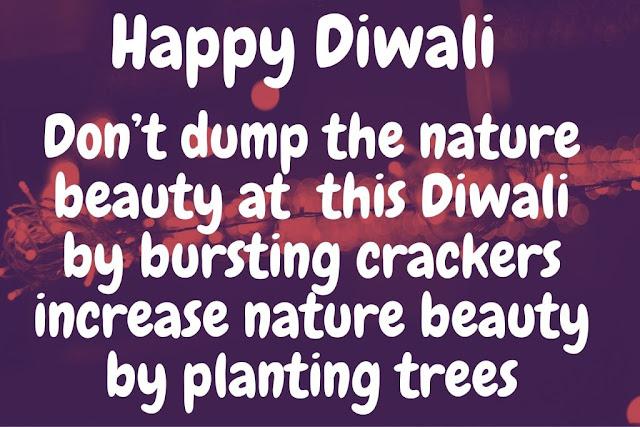 Eco-Friendly Diwali Posters