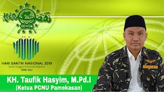 Ketua PCNU Pamekasan Harap Tidak Ada Lagi Jualan Agama Dalam Kepentingan Politik