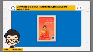 download ebook pdf buku digital pendidikan agama buddha kelas 7 smp