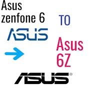 Asus zenfone 6 as Asus 6z