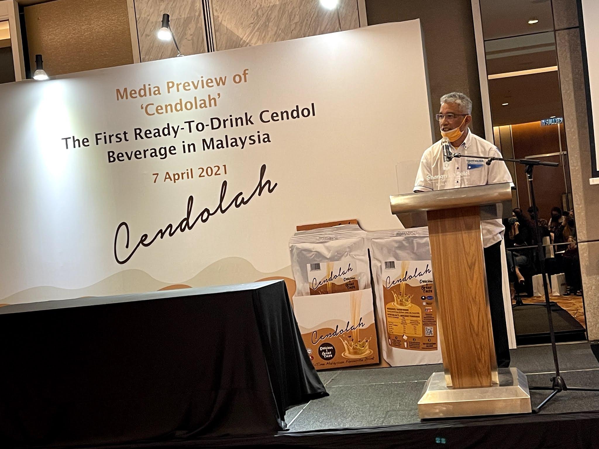 CENDOLAH MINUMAN CENDOL READY-TO-DRINK PERTAMA DI MALAYSIA!