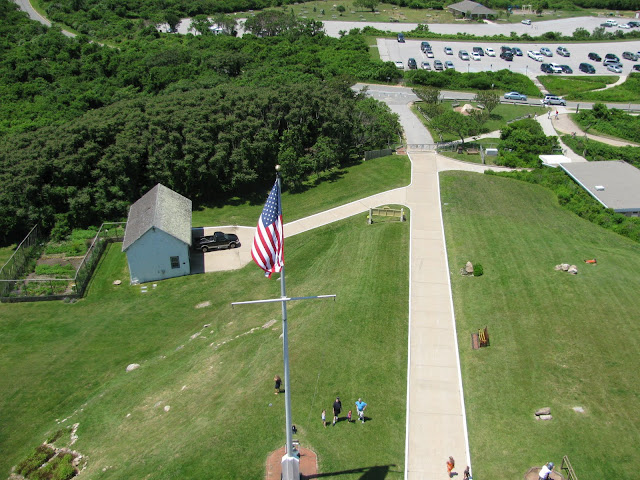 Montauk-Point-Lighthouse-View-From-The-Top