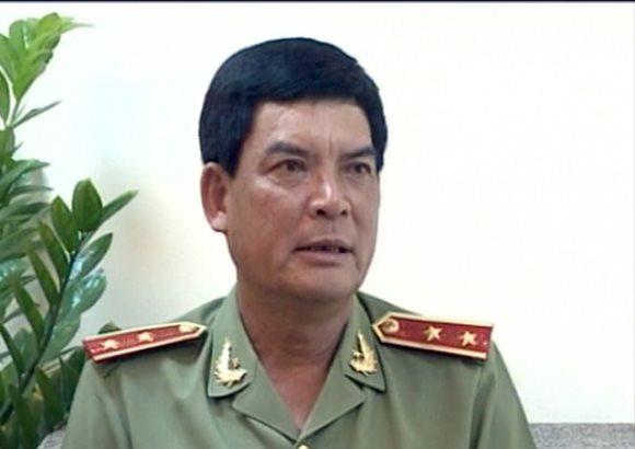 Kỷ luật Trung tướng CAND vi phạm bảo vệ bí mật nhà nước