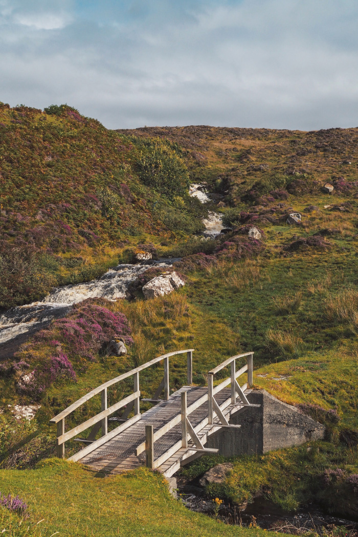 Voyage - road trip sur l'île de Skye en Ecosse