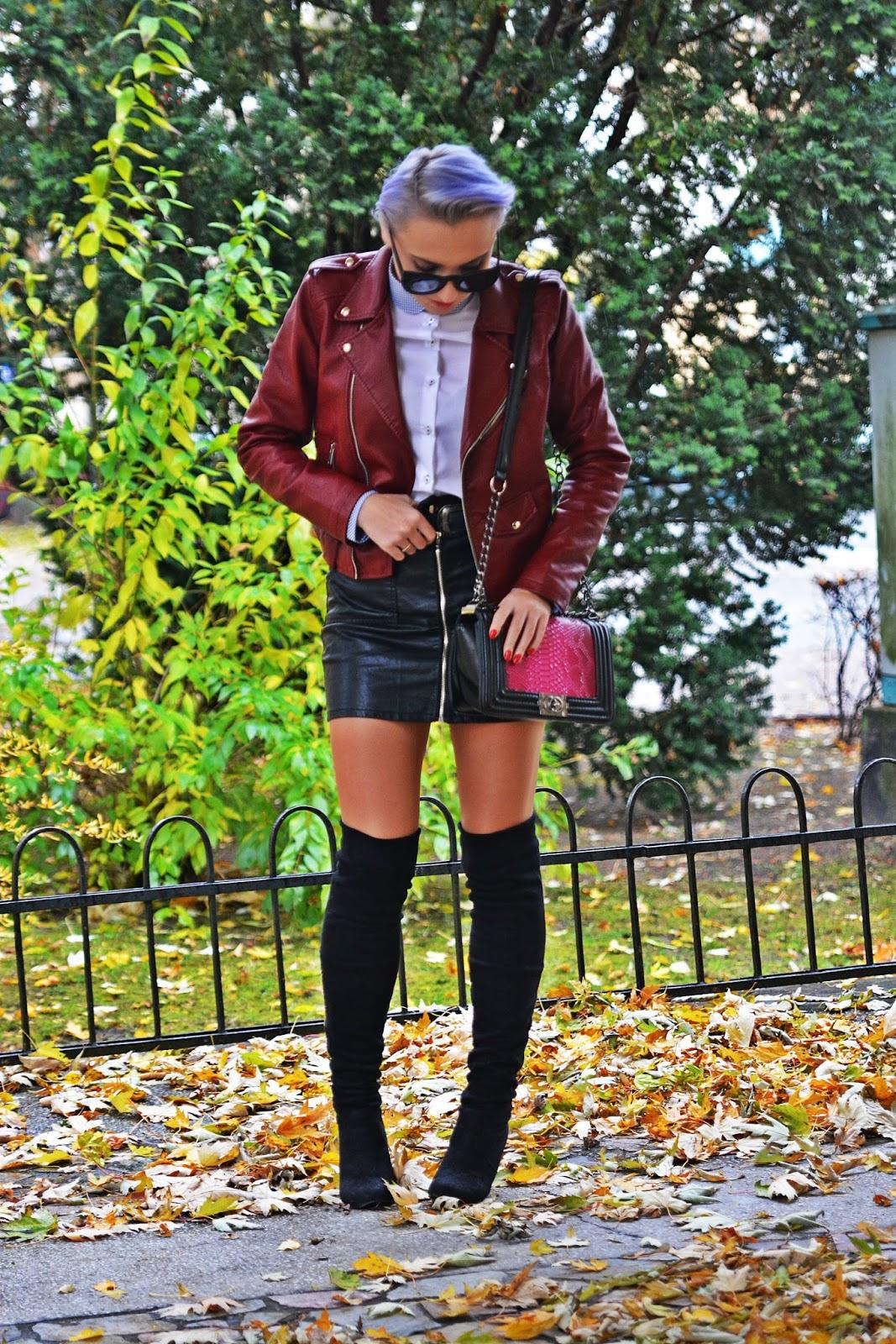 bordowa_ramoneska_karyn_skorzana_spodnica_blogerka_modowa1
