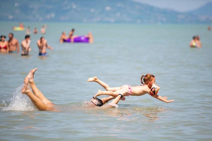 A Balaton Európa legbiztonságosabb tava