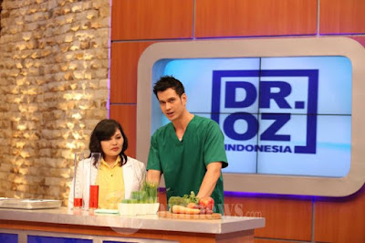 Tips Ampuh Cara Diet Alami Ala Program TV Dokter Oz