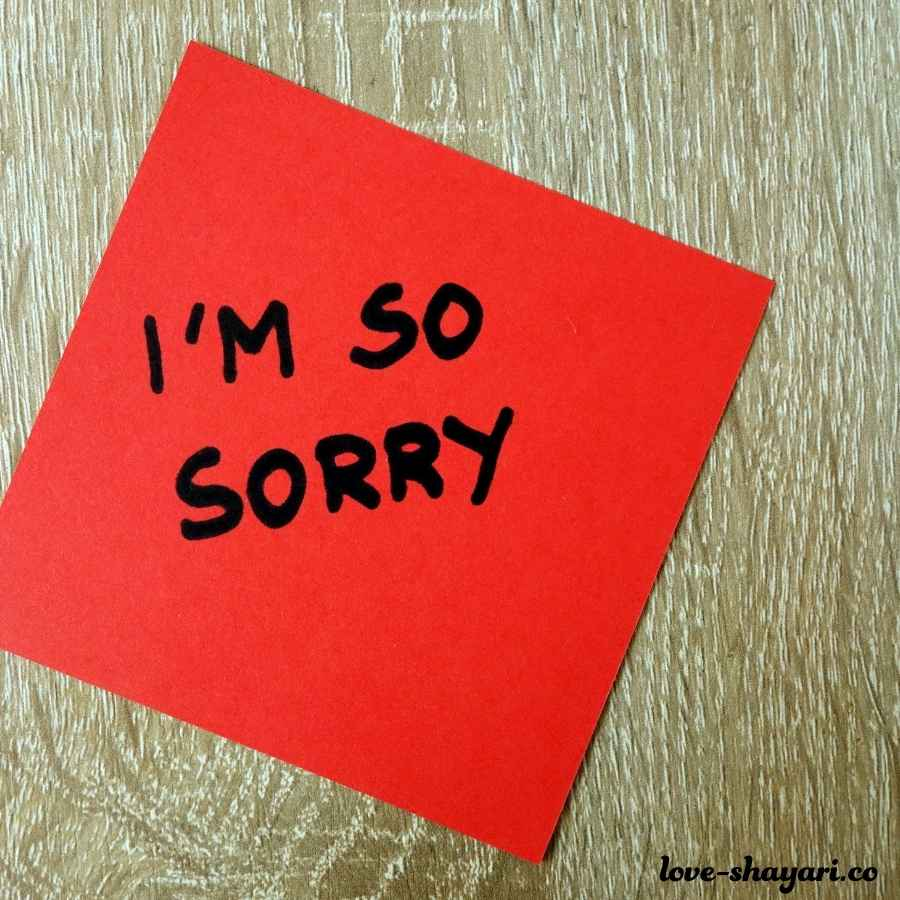 i am sorry darling images