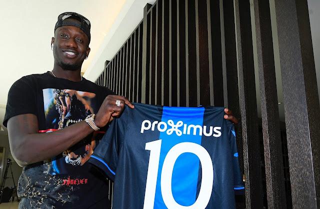 Mbaye Diagne, Belçika'yı karıştırdı!