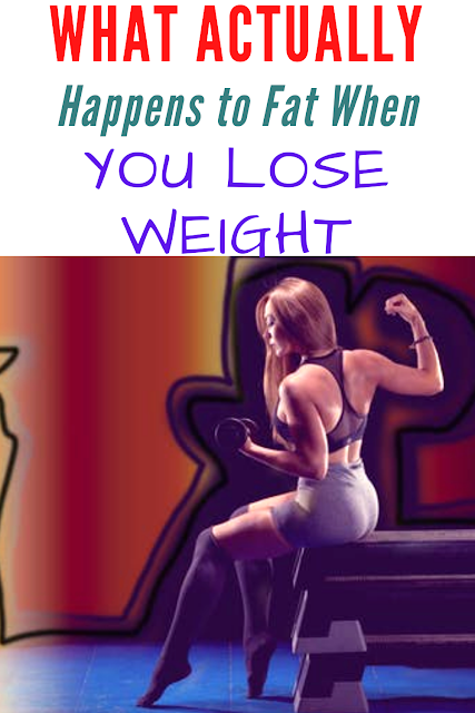What Actually Happens to Fat When You Lose Weight