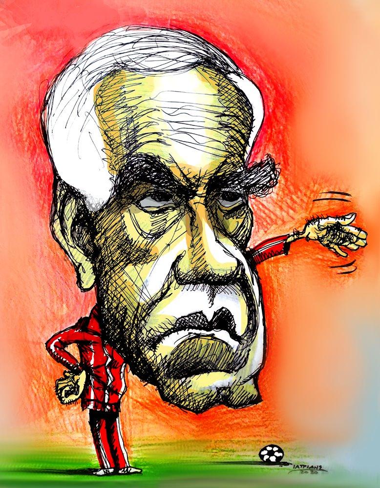 nikos alefantos eghrwmi karikatoura ellinas proponitis